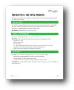 FAFSA Process