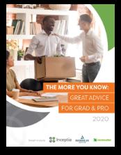 Great Advice Graduate Professional 2020