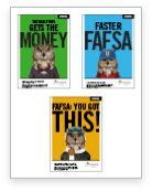 FAFSA Posters