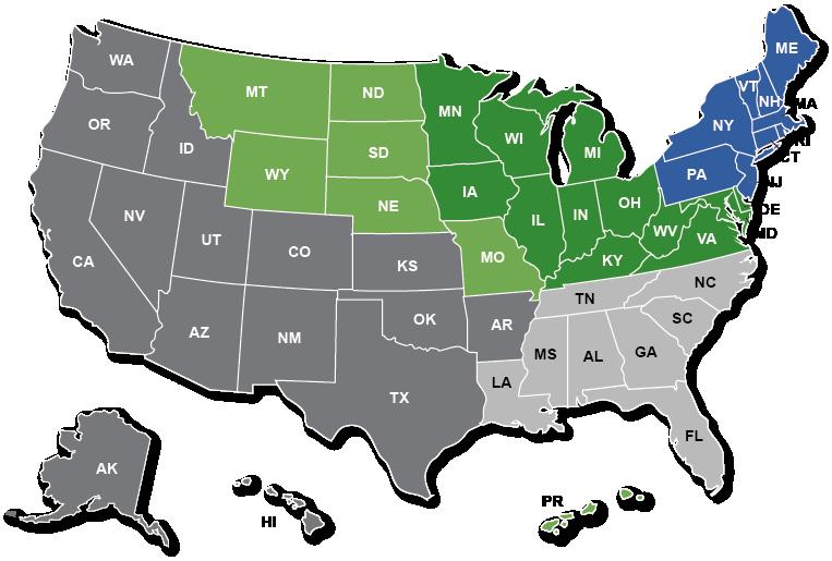 Business Development Map